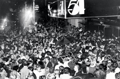 Studio 54 photograph by Peter L. Gould, nymag.com