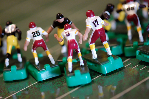 electric football