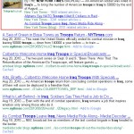 Do Google's Expanded Domain Results Apply to News and Video Listings?