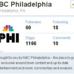 NBC Targets Local Markets on the New Digg