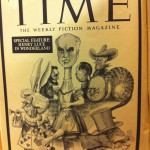 Fact Magazine 1964 - Time Magazine article illustration