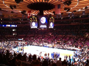 New York Knicks - Madison Square Garden