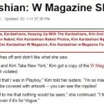 The Huffington Post's Kim Kardashian Tag-o-Rama