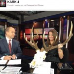 Matt Mosler and Mallory Hardin - KARK 4 Today