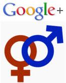 Google+ gender