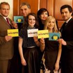Downton Abbey Cast on NPR